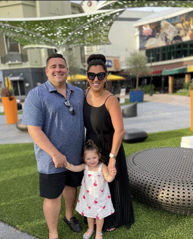 Photo of the Medeiros Family