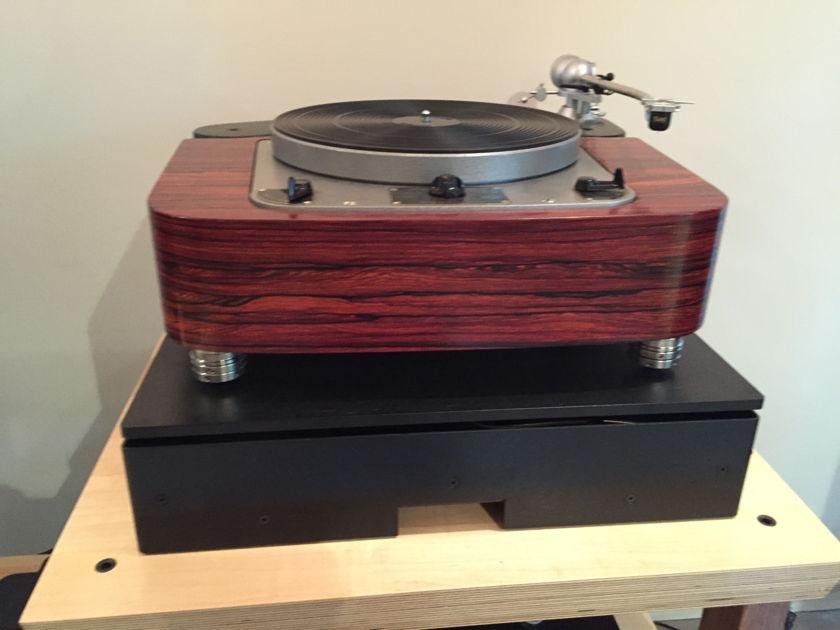 WoodSong Audio Garrard 301 Grease Bearing MINT!