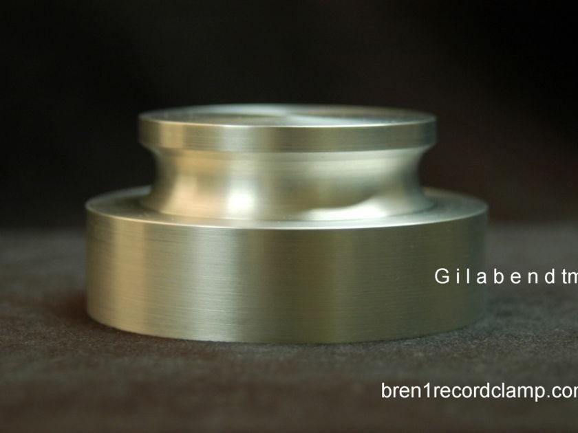 Bren1 Record Clamp, Improve the sound. usa made