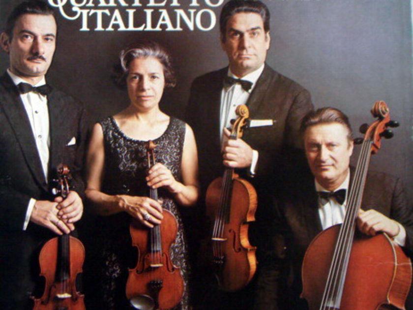 Philips / QUARTETTO ITALIANO, - Beethoven Rasoumovsky Quartets, NM, 3LP Box Set!