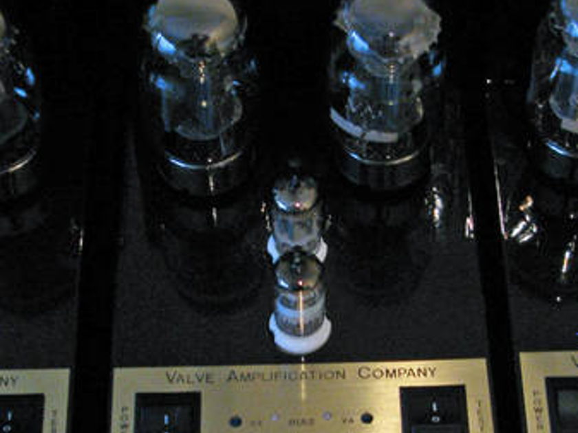 Vac Auricle MusicBloc70 3 amps - left, center & right