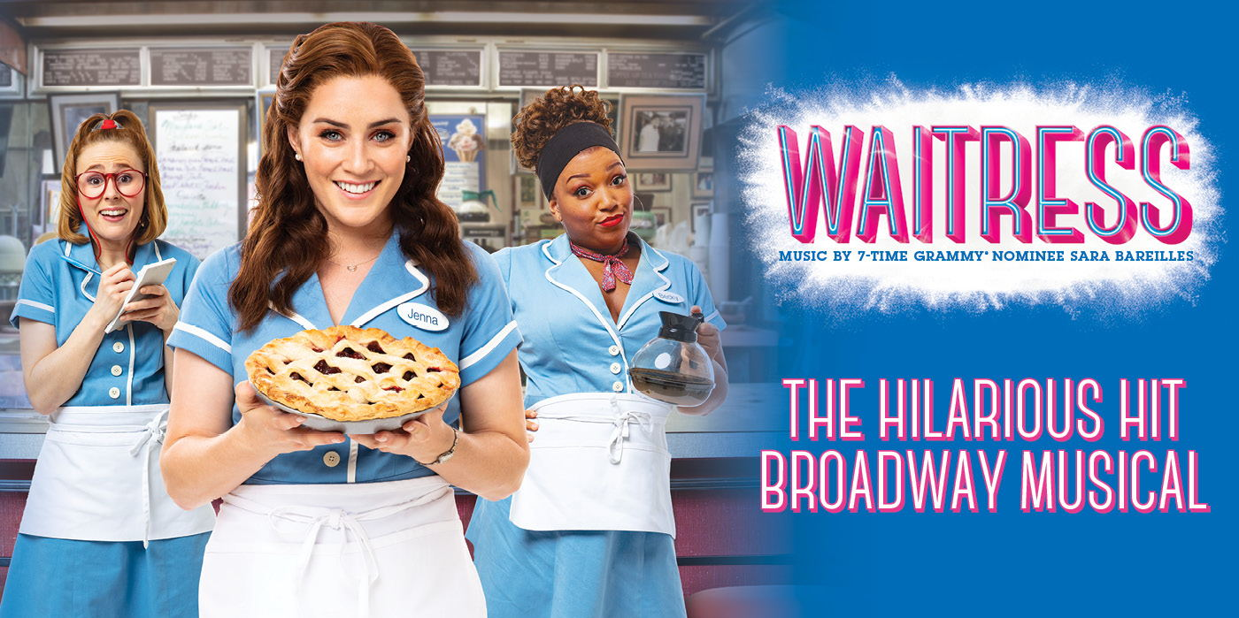 Waitress at the Shubert Theatre