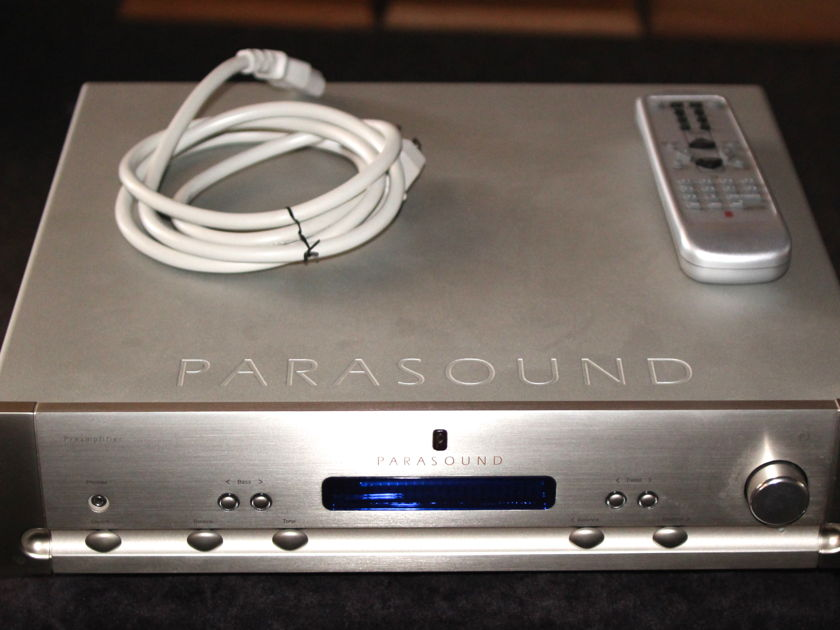 Parasound Halo P-3 Stereo Preamplifier!