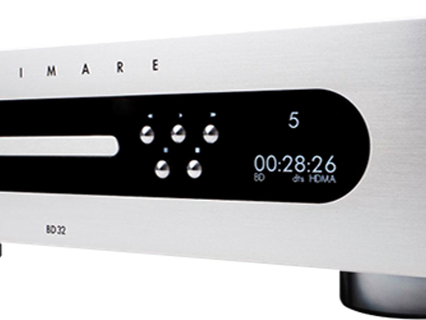 Primare Systems BD32  BLU-Ray Universal Digital player
