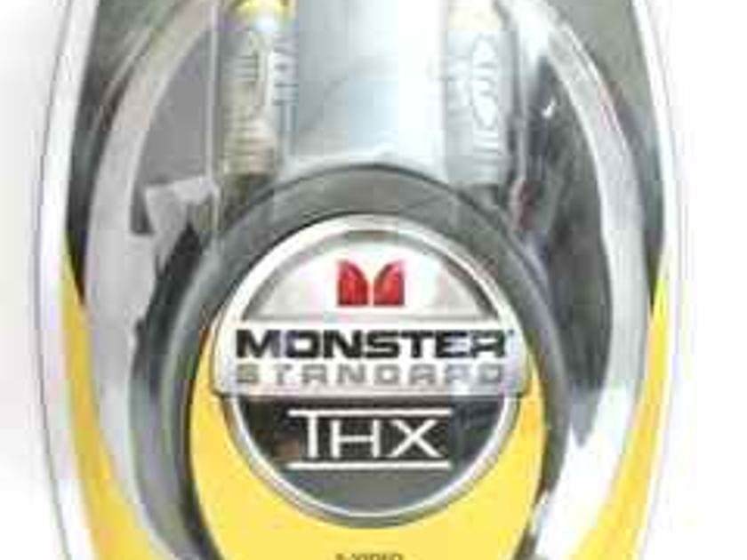 MONSTER CABLE STANDARD THX S-VIDEO