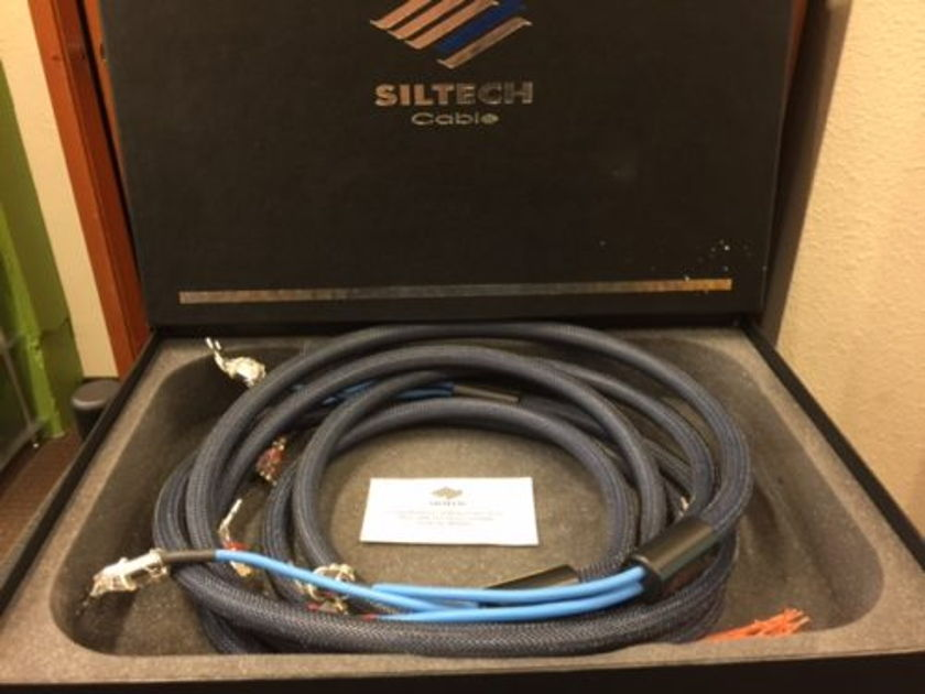Siltech Cables LS-188 Classic G5 Spkr Pearl Audio, Portland OR