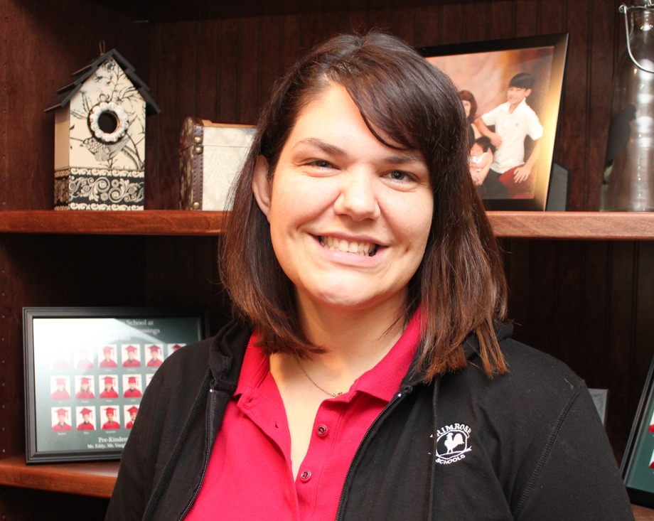 Melissa Keate , Infant Teaching Assistant