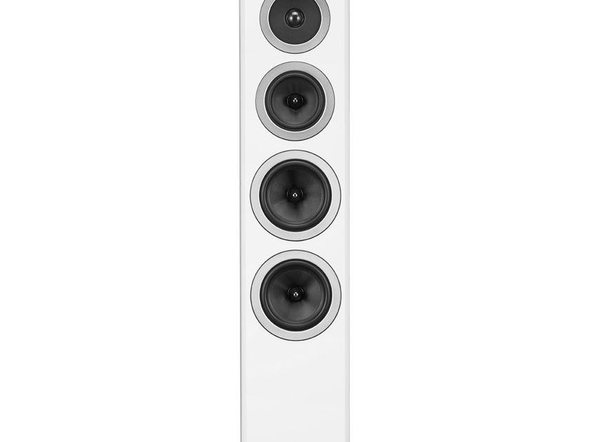 Wharfedale Reva-3 Floorstanding Loudspeakers Brand New-In-Box; 5 Yr. Warranty; 45% Off; Free Shipping
