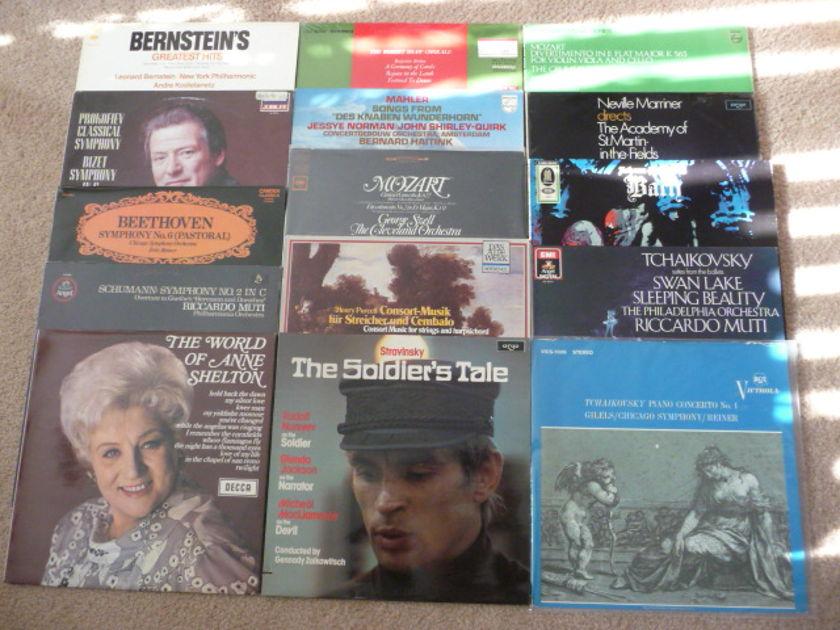 Argo, Decca, Rca etc. - 45 records in lot EXCELLENT