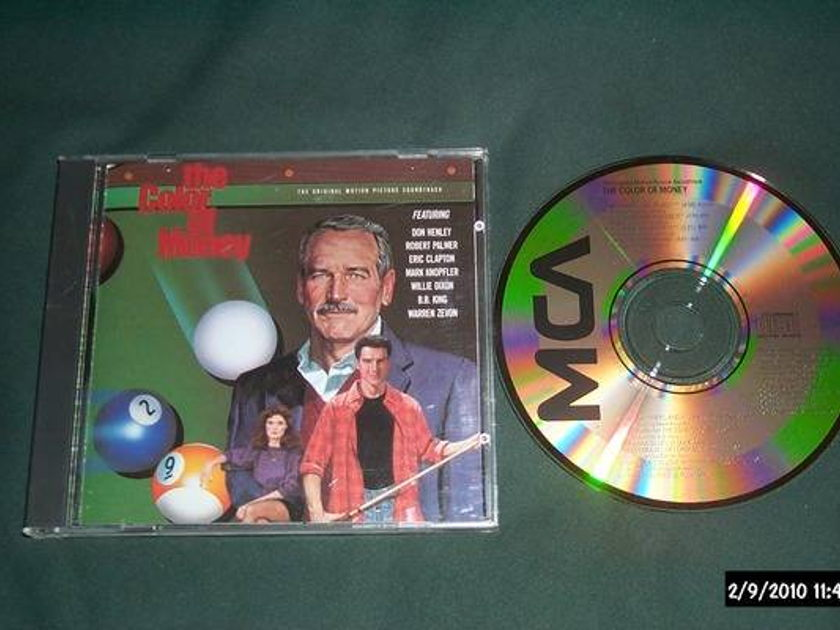 Soundtrack - The Color Of Money mca japan cd nm