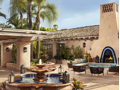 1-Night Stay in Luxurious Agave Suite at Rancho Valencia Resort and Horse Riding Experience