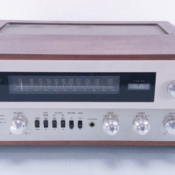 MAC 1500 Vintage Tube Receiver (Power Switch Fixed to On)