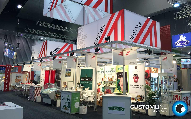 Exhibition Pavilions