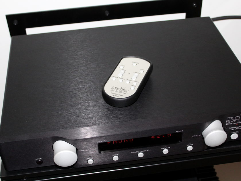 Mark Levinson No 320s preamplifier with MM/MC phono