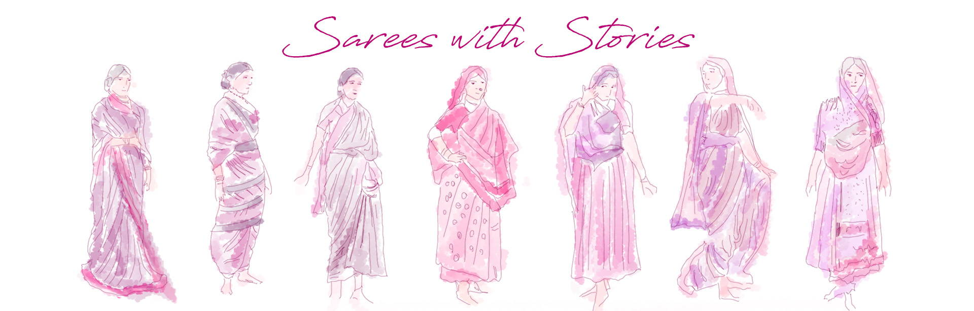 Sarees with Stories