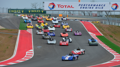 The Lone Star Grand Prix SCCA Majors