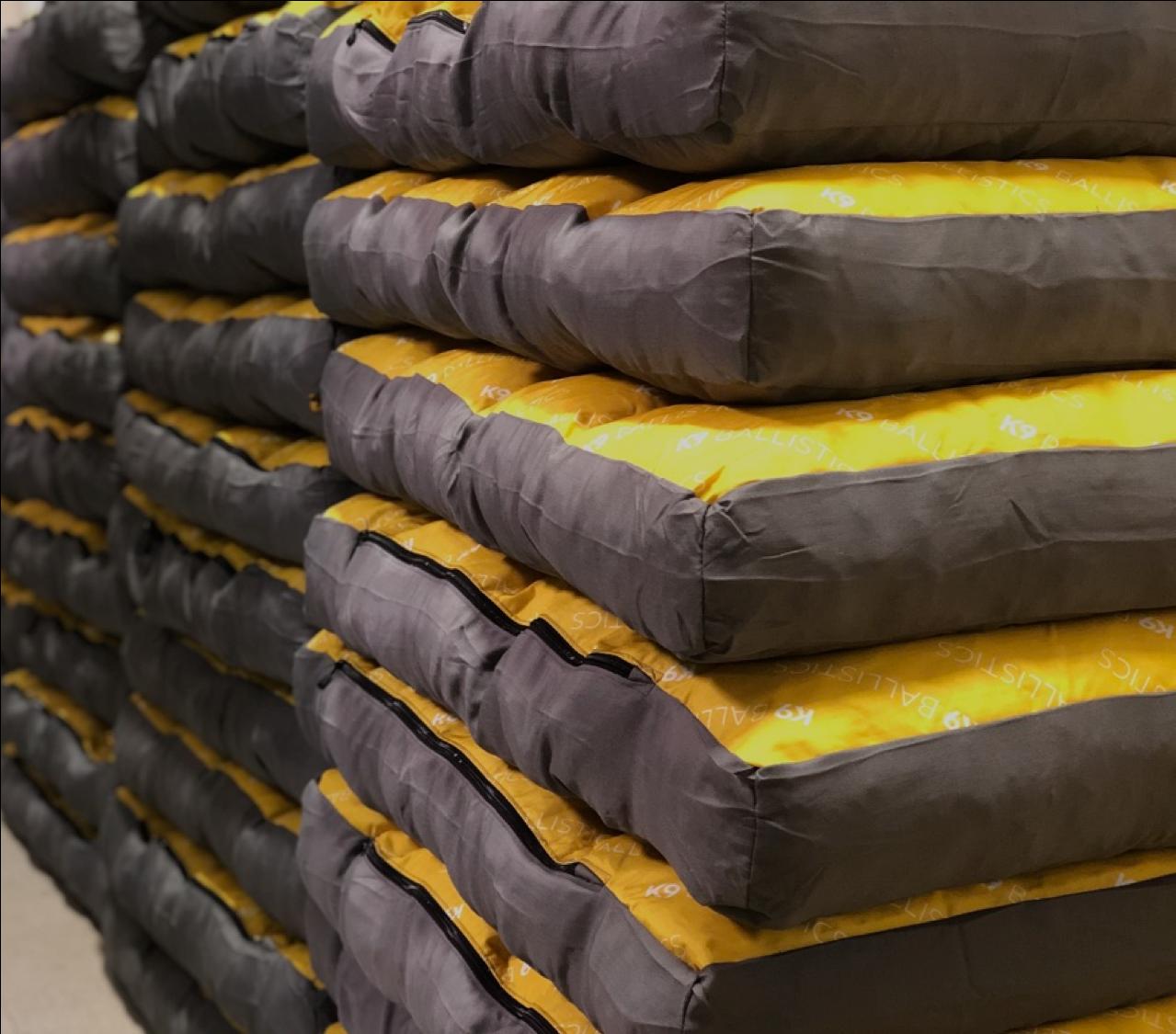 K9 Ballistics Ballistic Core Nesting Mattresses