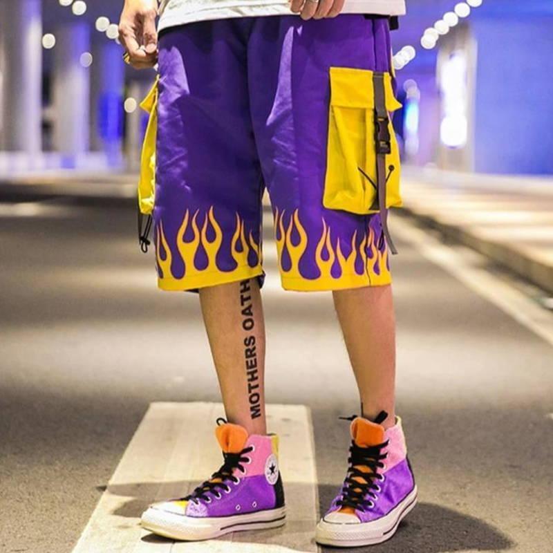 Short Streetwear Homme