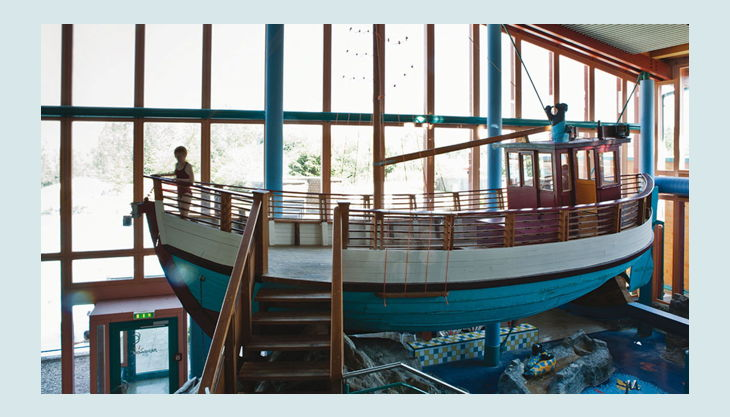 bg wonnemar wismar piratenschiff