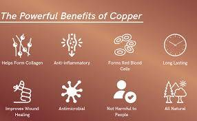The Powerful Benefits of Copper