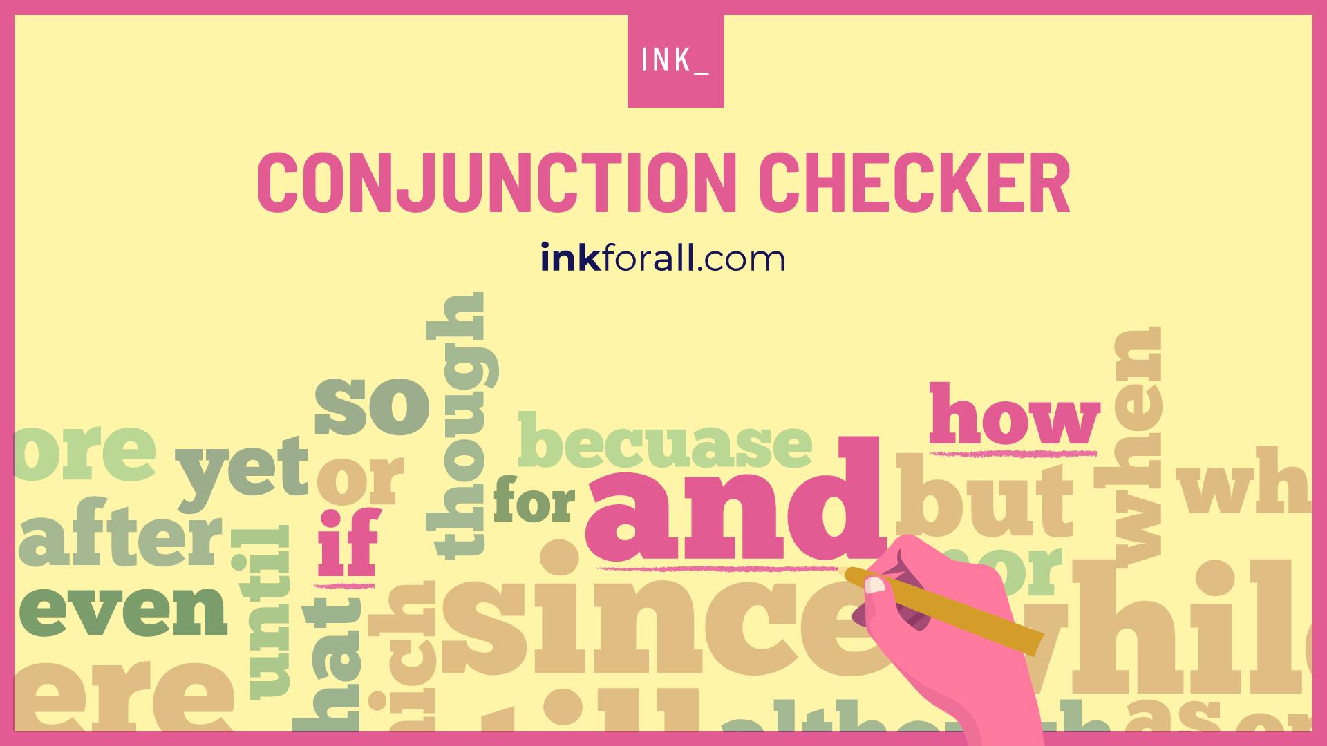 Conjuction checker