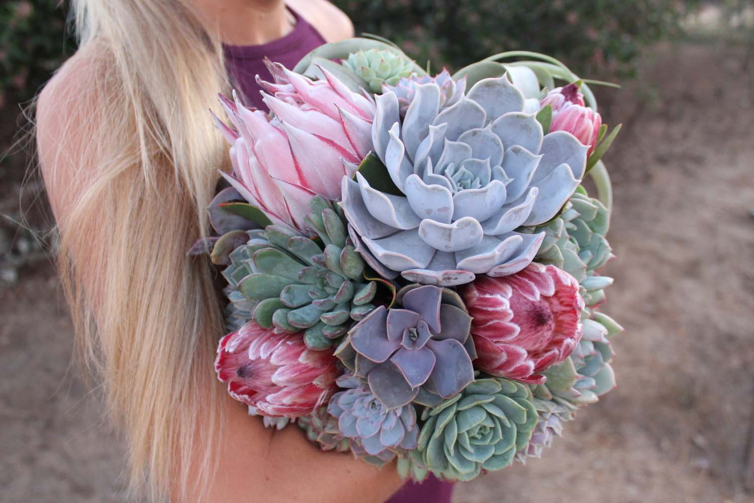 wedding bouquets with succulents bridal succulent bouquets crowns boutonniere wedding 8545