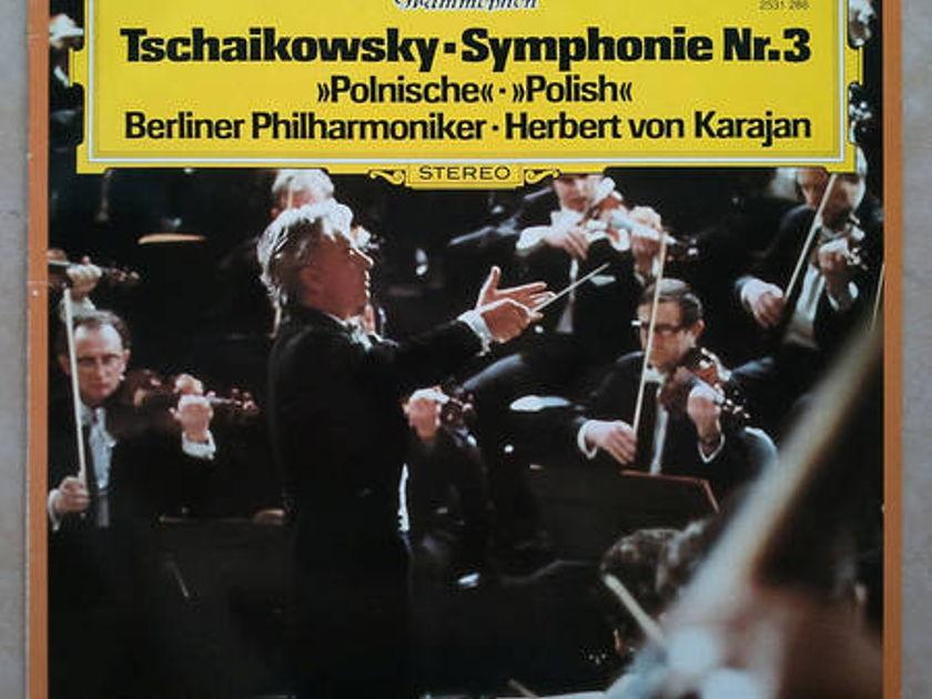 DG/Karajan/Tchaikovsky - Symphony No.3 / NM