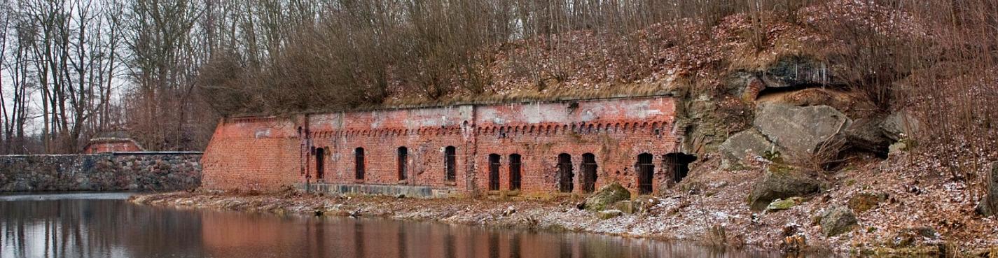 Форты Кёнигсберга