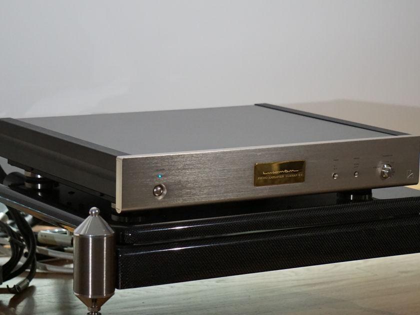 Luxman E-1 Phono preamplifier