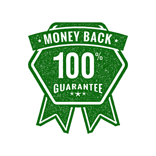 Money Back Guaranteed, 100% Money Back, Offer 30 day, Get Yours Now