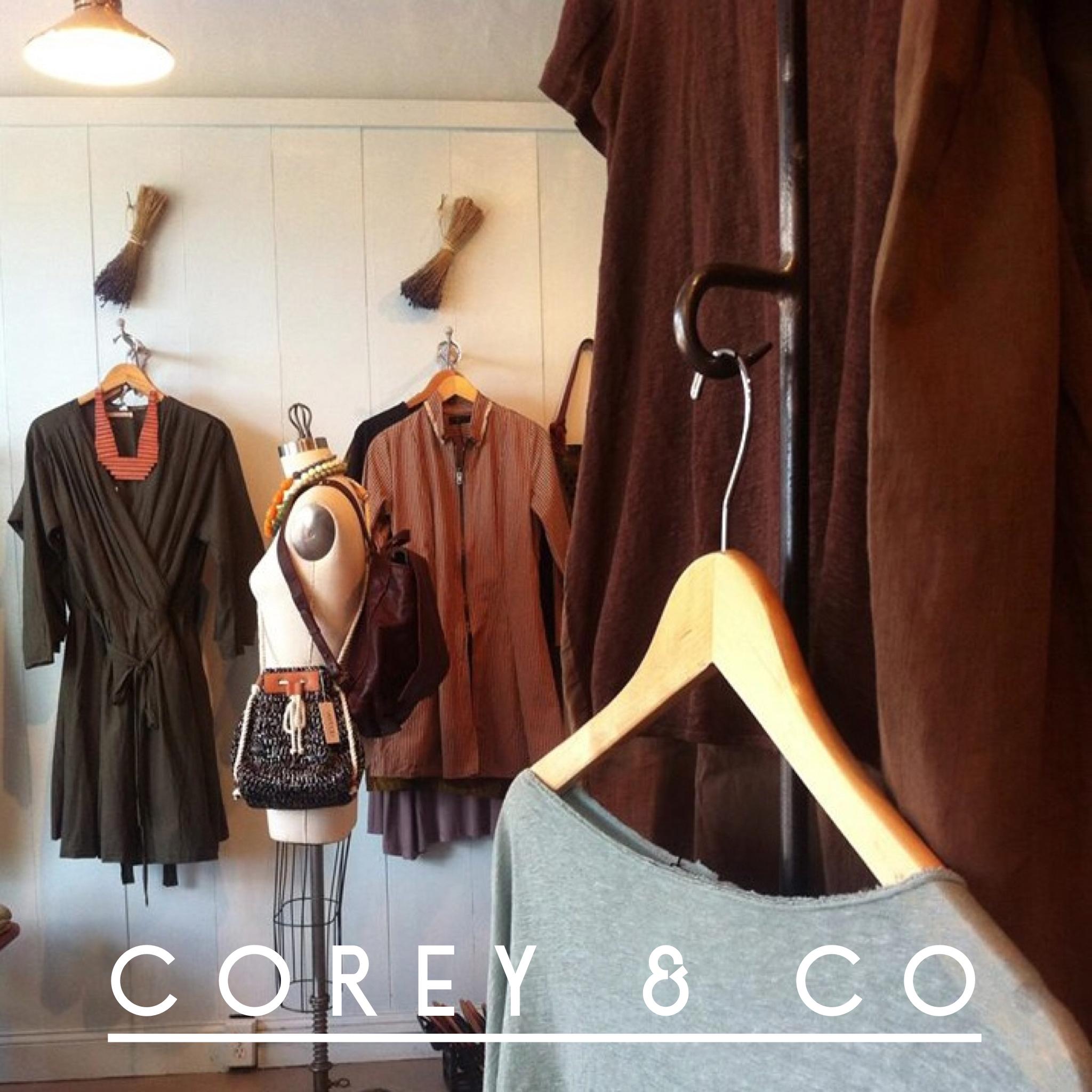 Corey & Co Portland, Maine
