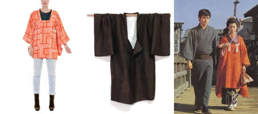 Michiyuki Kimono Jackets