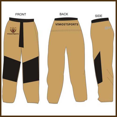 Custom Design Sublimated Ice Hockey Pants - Vimost Sports