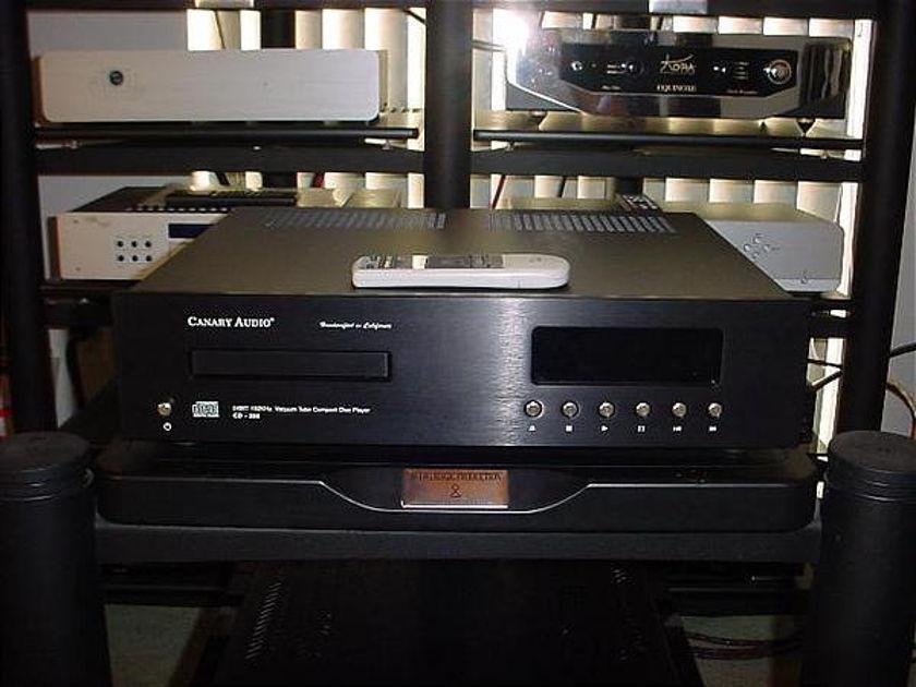 Canary Audio CD200