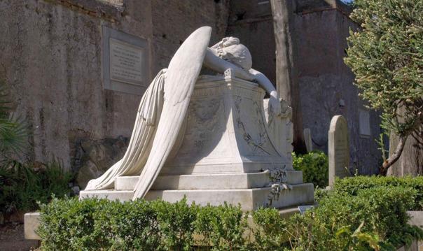 Римское некатолическое кладбище