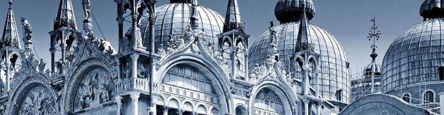 Символ Венеции — базилика Сан Марко