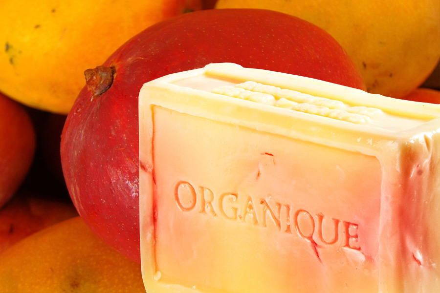 Glycerin Handmade Soap Bar Mango