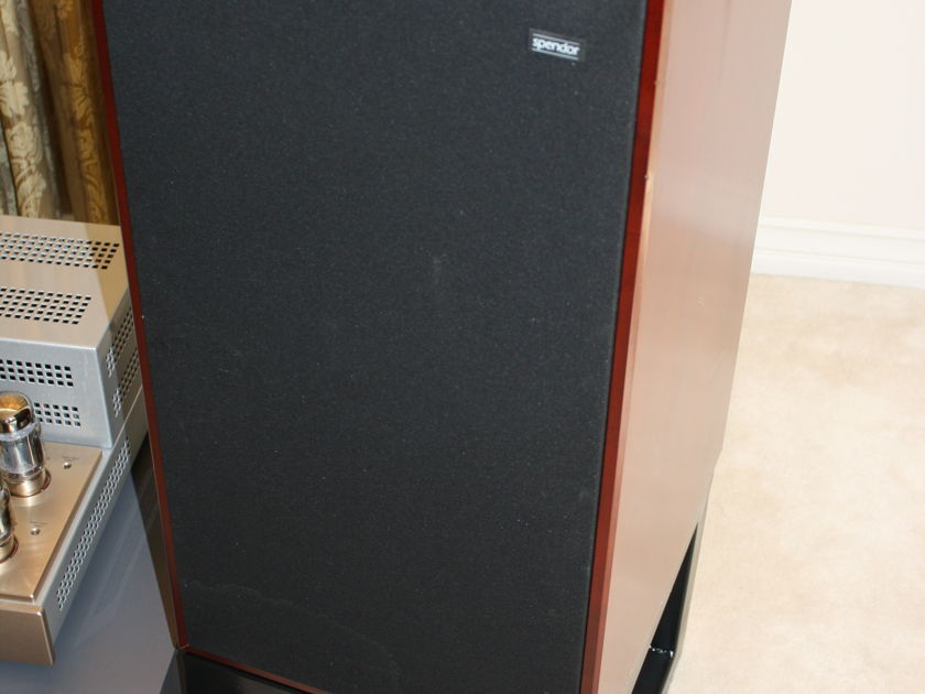 Spendor SP100 in excellent condition, with FREE custom stands