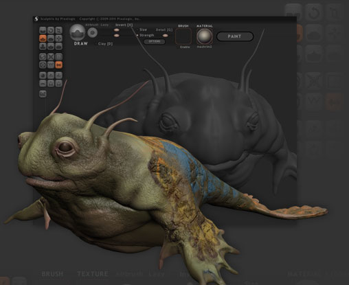 Sculptris vs ZBrush detailed comparison as of 2019 - Slant
