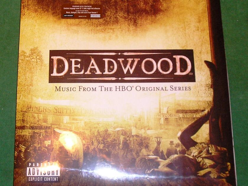 DEADWOOD - HBO SERIES - LOST HIGHWAY B0004012-01  ***SEALED***