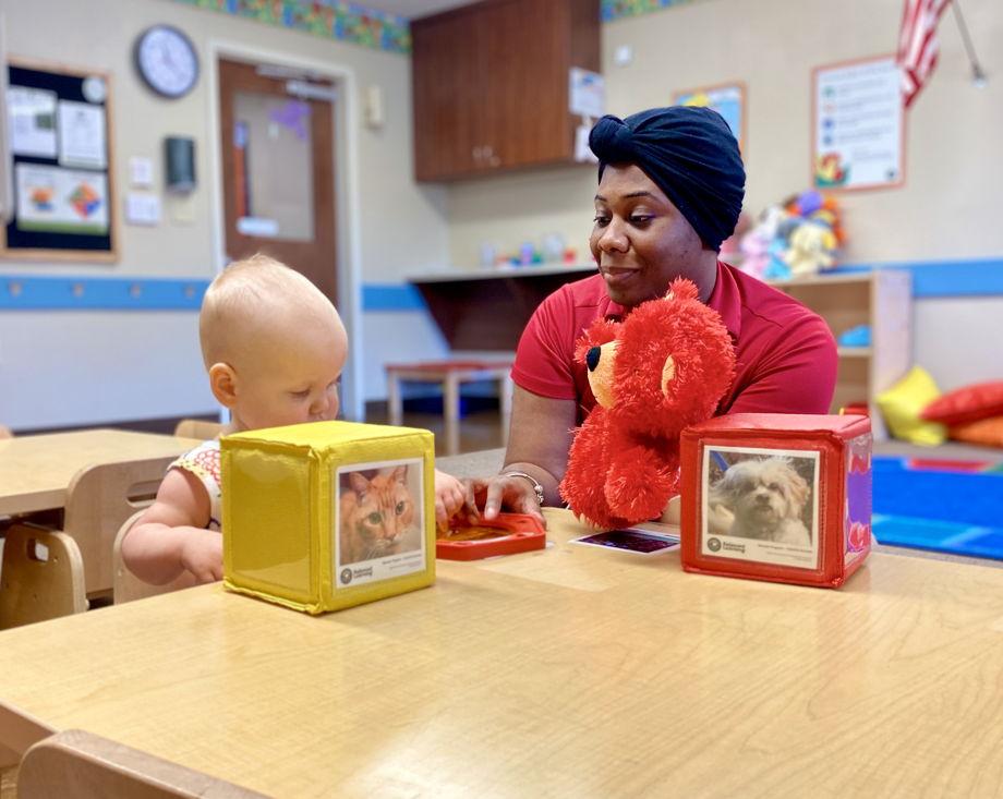 Ms. Davis , Infant Teacher