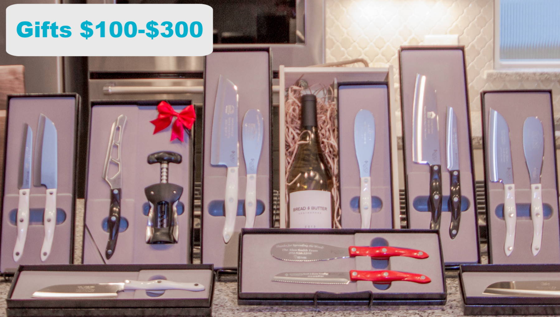 Branded Closing Gifts Branded Client Gifts Under $300 under $200