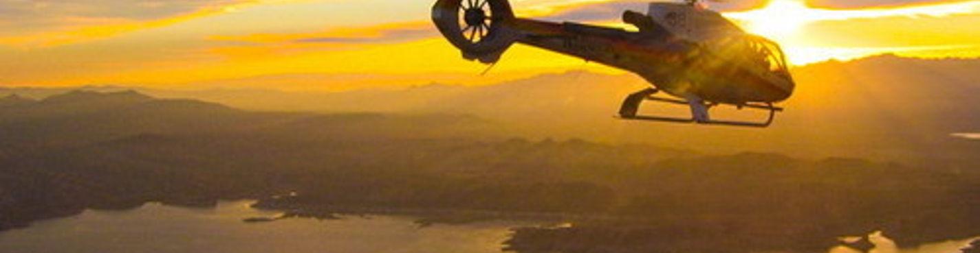 Лас-Вегас. Вертолётная экскурсия на Гранд-Каньон №2. С посадкой на дне Гранд-Каньона.