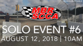 MBR SCCA Event #6 2018
