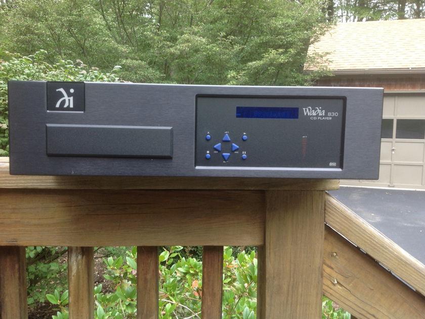 Wadia 830 CD player