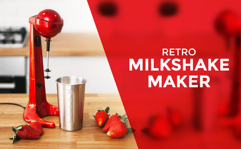 Retro Milkshae Maker