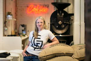 Roaster Interviews: Lisa Lawson of Dear Green