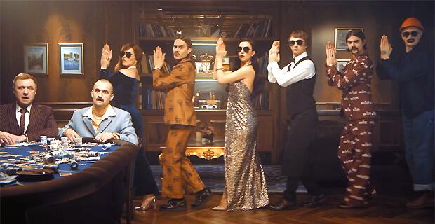 Группа Little Big выпустила новый клип - Новости радио OnAir.ru