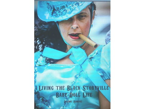Walking Tour, Hand-Decorated Secondline Parasol, and Storyville Baby Doll Book
