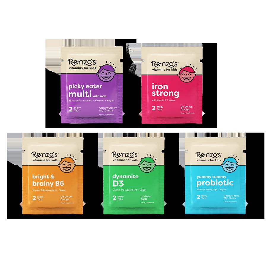 Renzos sample pack
